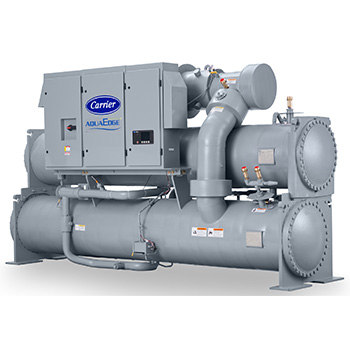 Carrier 174 Ac Water Cooled Chillers High Efficiency Air